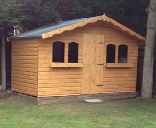 Dutch cabin