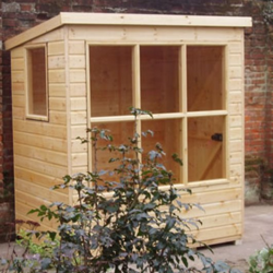 Mini Potting Shed