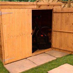 Bike store shed (2)