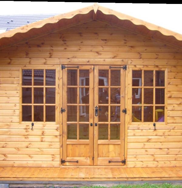Georgian Summerhouse